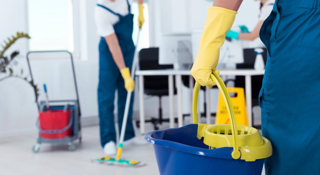 Which is the best office Cleaning Service Provider