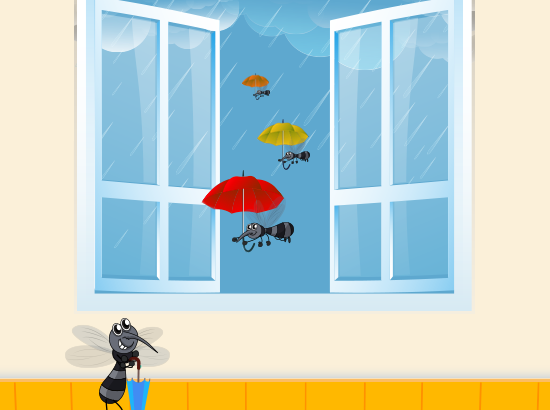 Pest Control tips during Monsoon season