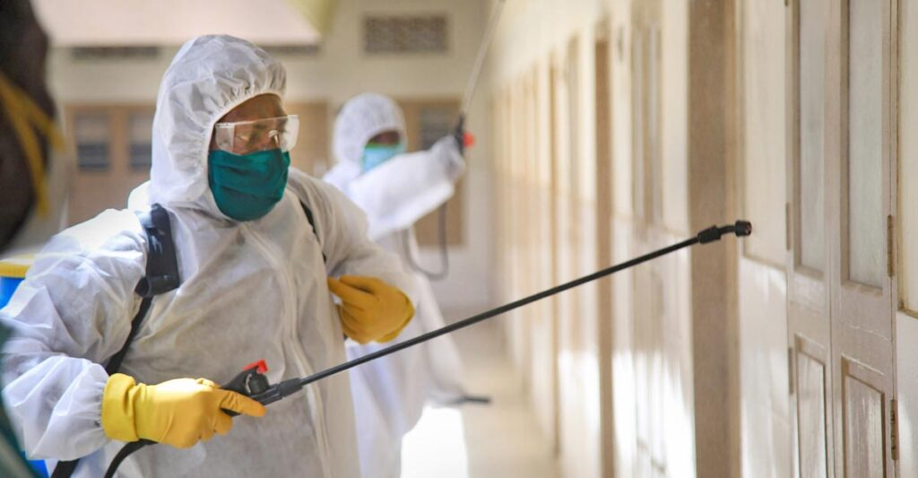 Home sanitization Services in Trivandrum for Personal Protection