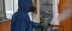 Sanitization and Disinfection Service in Trivandrum
