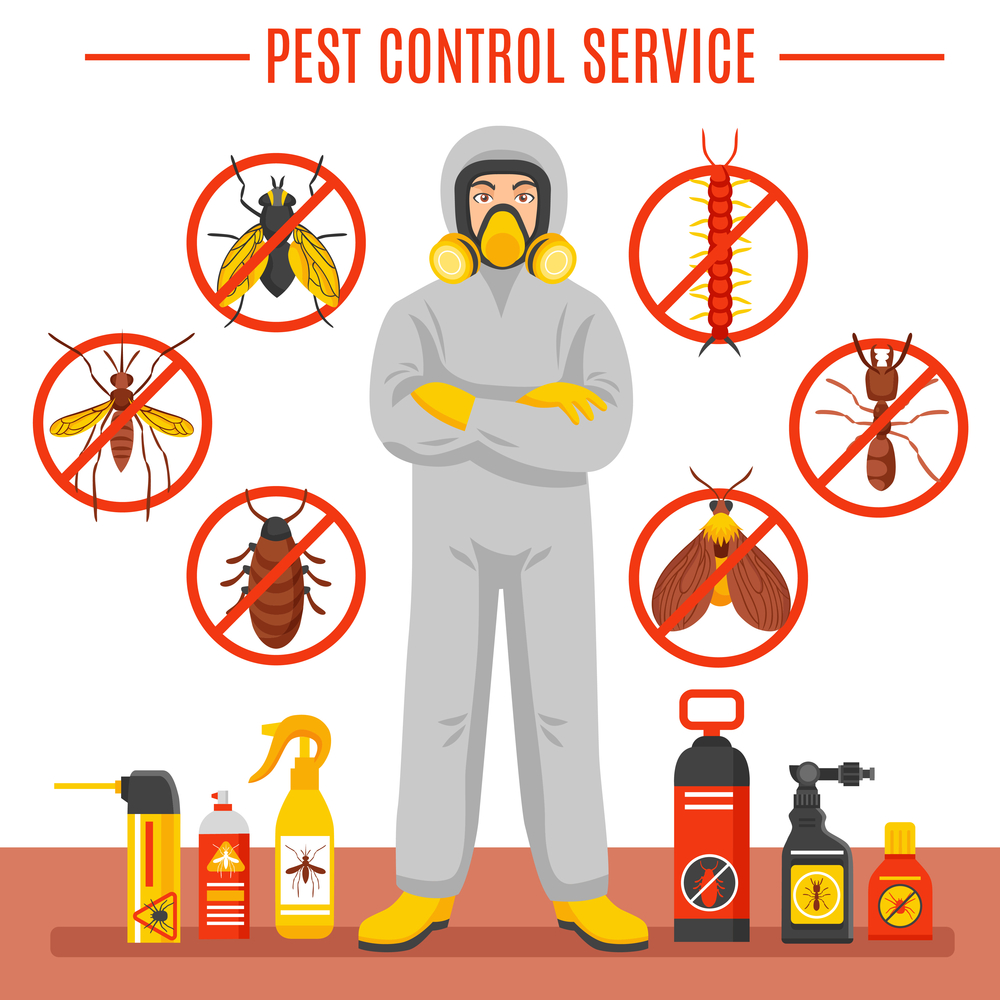 Residential Pest removal service nearby