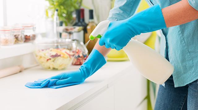 Sanitizating services in Trivandrum